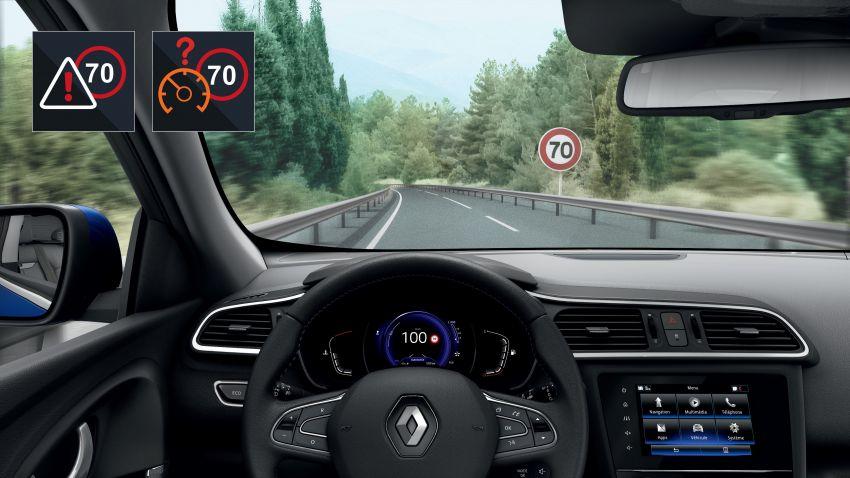 Renault Kadjar facelift gets updated styling, engines Image #860171