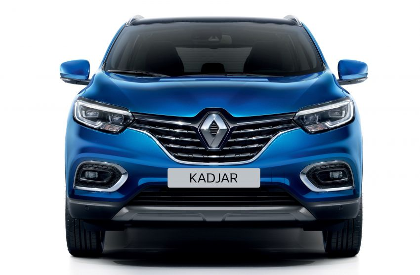 Renault Kadjar facelift gets updated styling, engines Image #860124