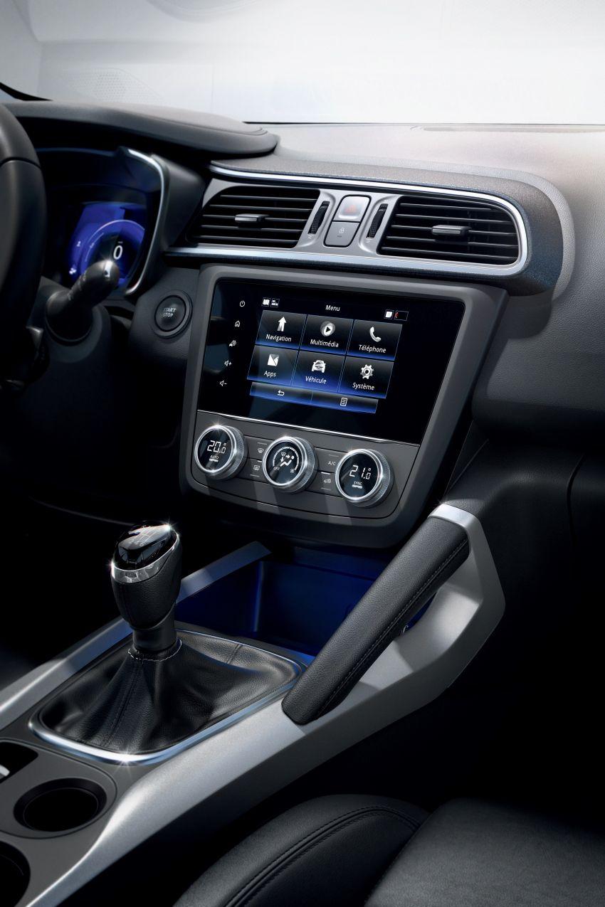 Renault Kadjar facelift gets updated styling, engines Image #860126