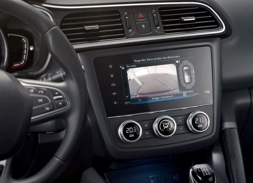 Renault Kadjar facelift gets updated styling, engines Image #860129