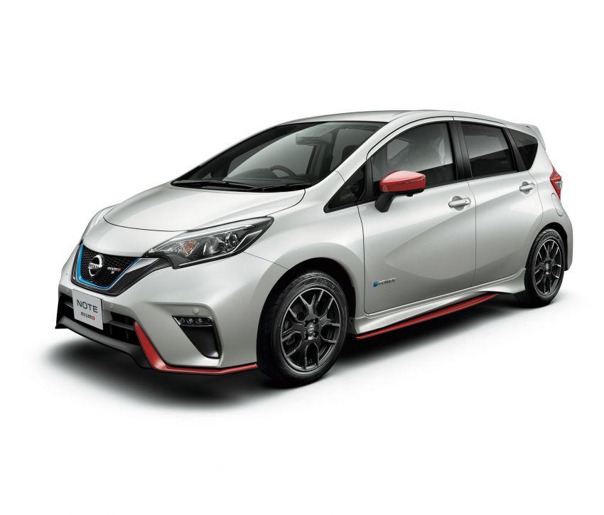 Nissan Note e-Power Nismo S – sporty range extender Image #865036
