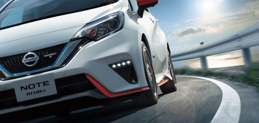 Nissan Note e-Power Nismo S – sporty range extender Image #865030
