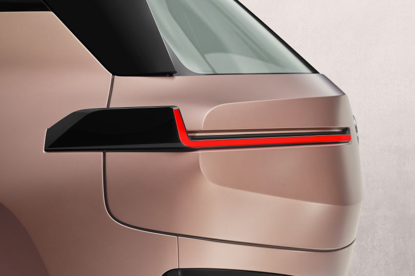 BMW Vision iNEXT previews all-electric SUV for 2021 Image #895752