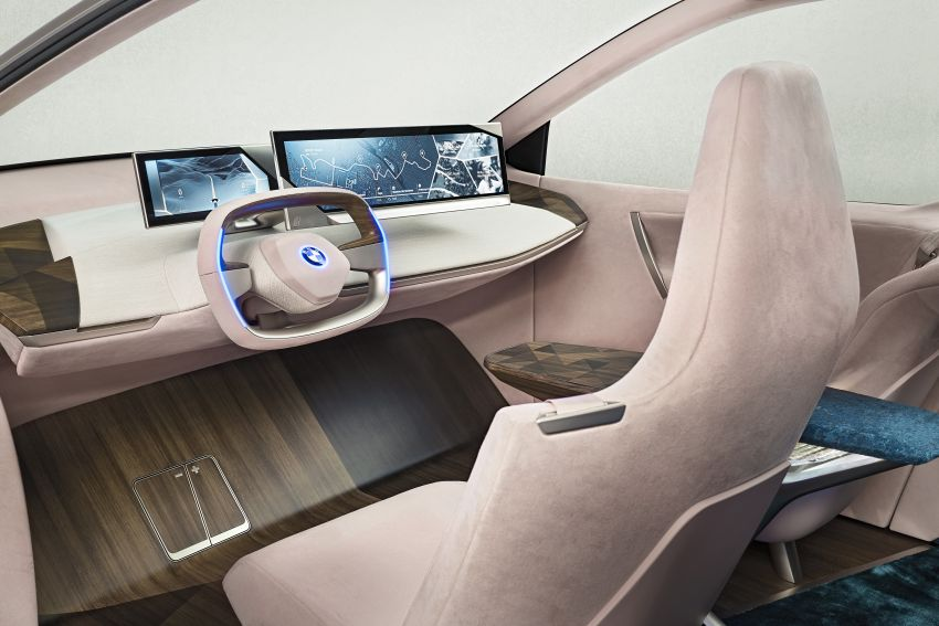 BMW Vision iNEXT previews all-electric SUV for 2021 Image #895758