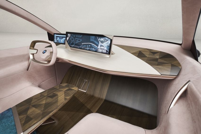 BMW Vision iNEXT previews all-electric SUV for 2021 Image #895760