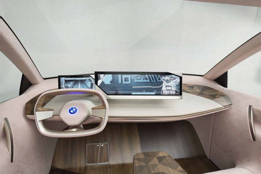 BMW Vision iNEXT previews all-electric SUV for 2021 Image #895762