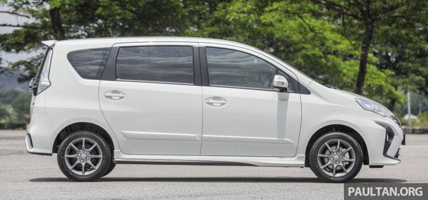 GALERI: Perodua Alza facelift – Advance dan SE Image #861286