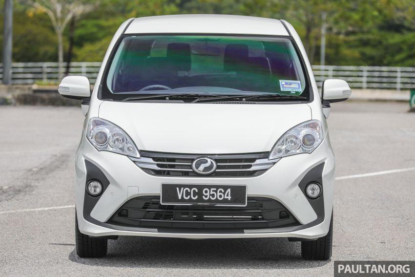 GALERI: Perodua Alza facelift – Advance dan SE Image #861287