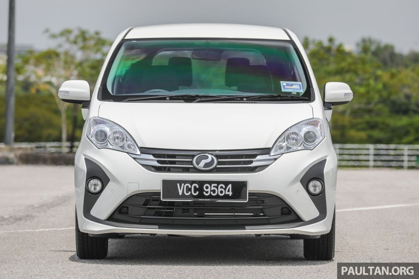 GALLERY: 2018 Perodua Alza facelift – Advance, SE Image #861178