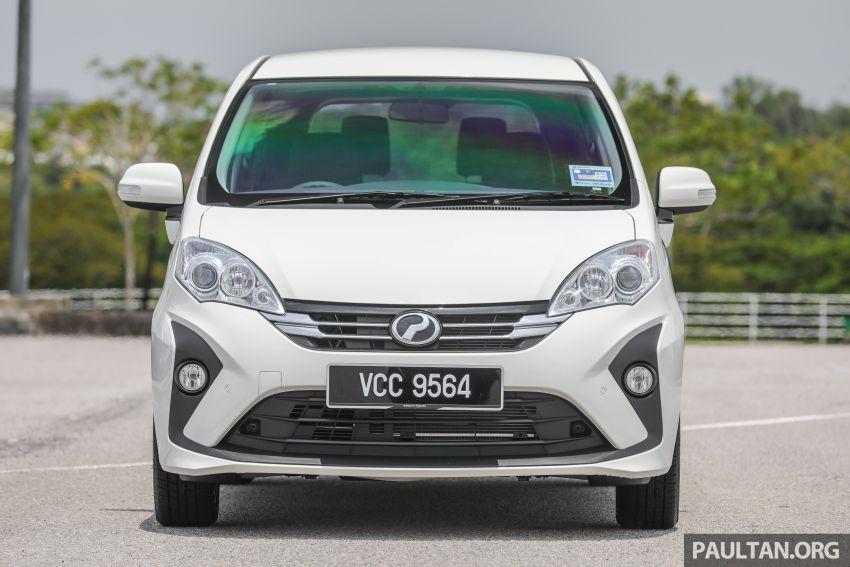 GALERI: Perodua Alza facelift – Advance dan SE Image #861288