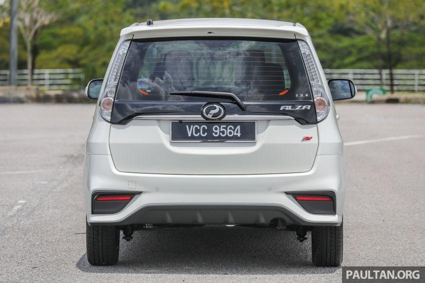 GALERI: Perodua Alza facelift – Advance dan SE Image #861289