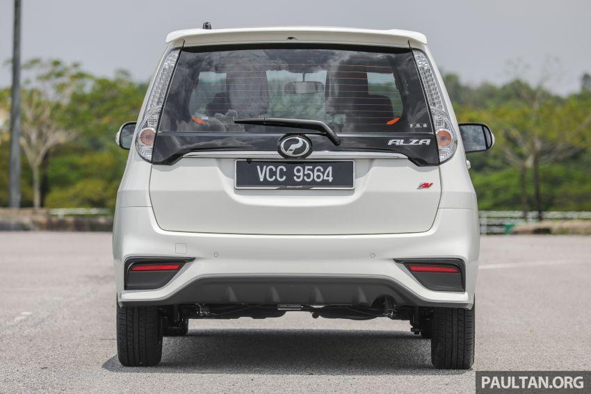GALERI: Perodua Alza facelift – Advance dan SE Image #861290