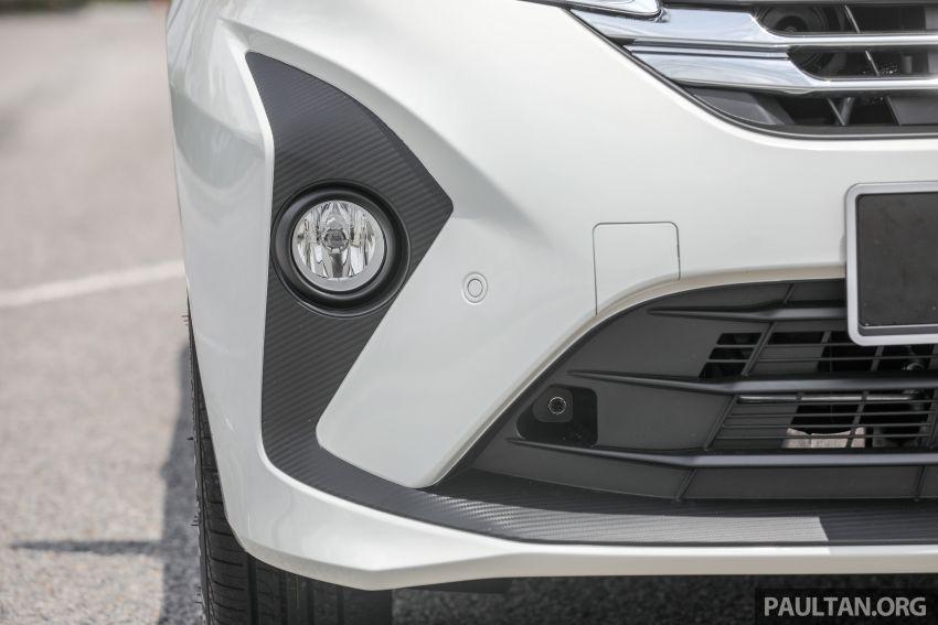 GALERI: Perodua Alza facelift – Advance dan SE Image #861294