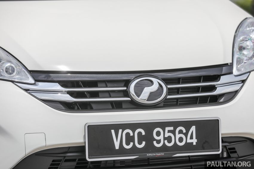GALLERY: 2018 Perodua Alza facelift – Advance, SE Image #861185