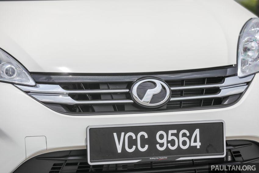 GALERI: Perodua Alza facelift – Advance dan SE Image #861295