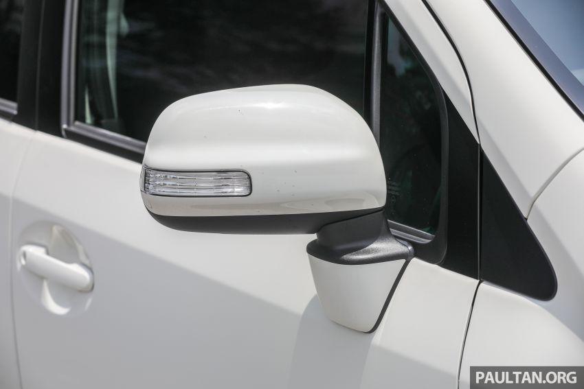 GALERI: Perodua Alza facelift – Advance dan SE Image #861297