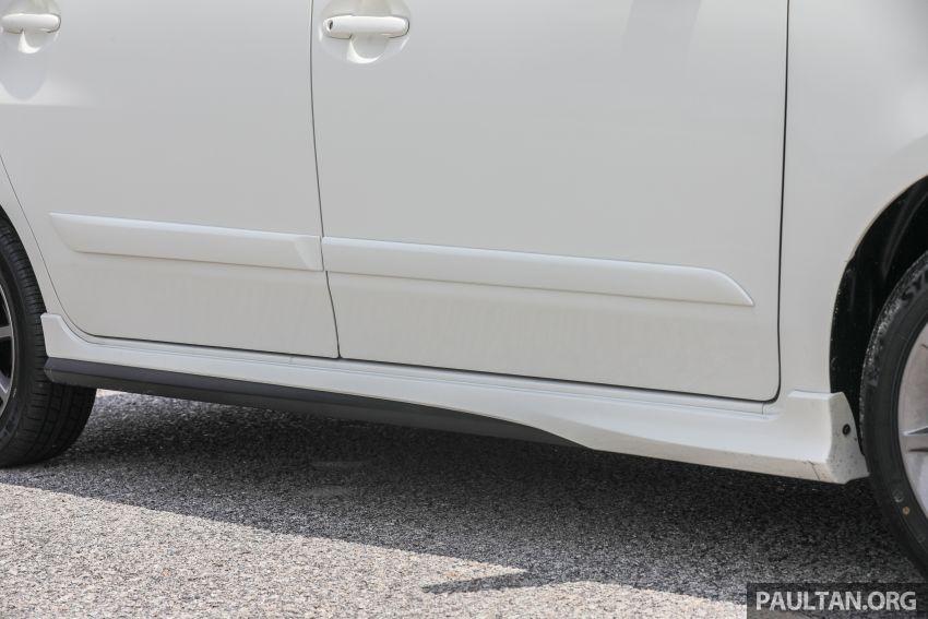 GALERI: Perodua Alza facelift – Advance dan SE Image #861299