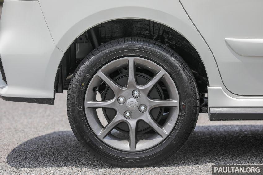 GALLERY: 2018 Perodua Alza facelift – Advance, SE Image #861191