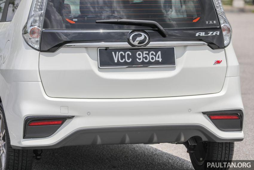GALLERY: 2018 Perodua Alza facelift – Advance, SE Image #861192