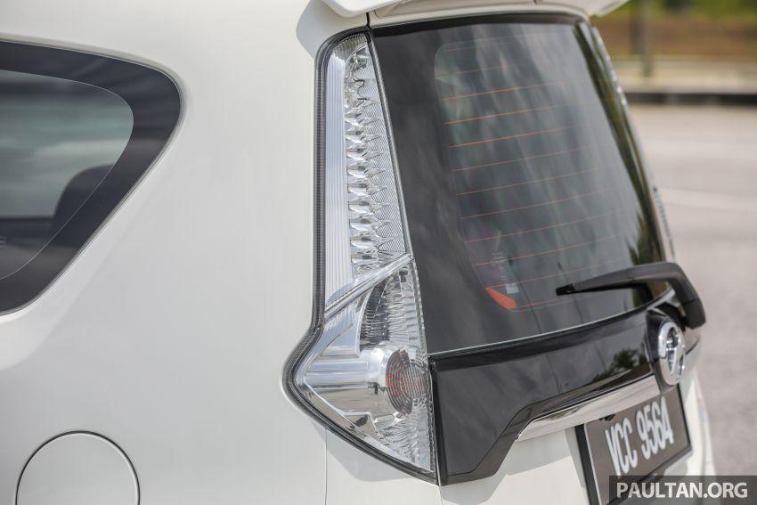 GALERI: Perodua Alza facelift – Advance dan SE Image #861304