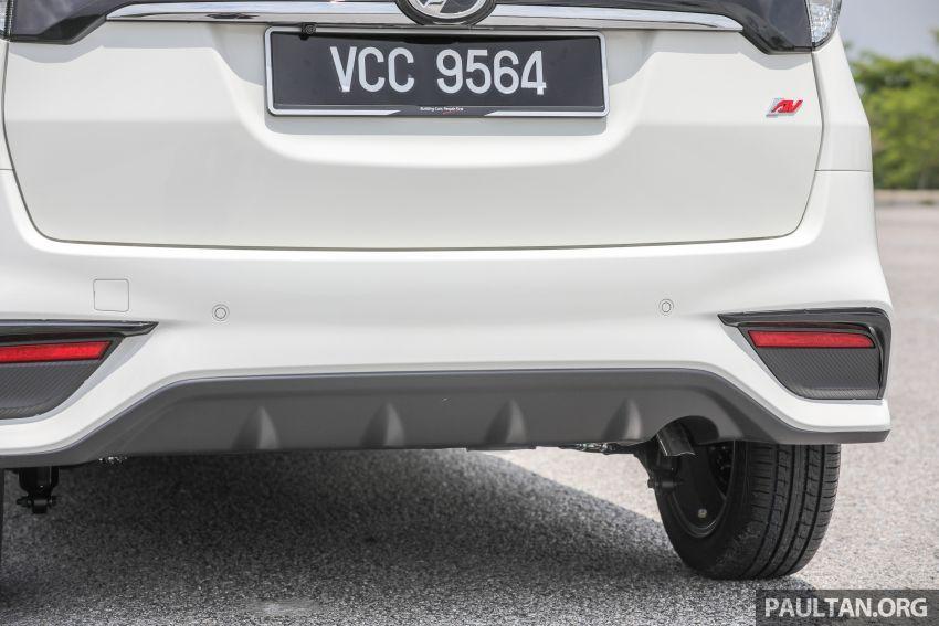 GALERI: Perodua Alza facelift – Advance dan SE Image #861307
