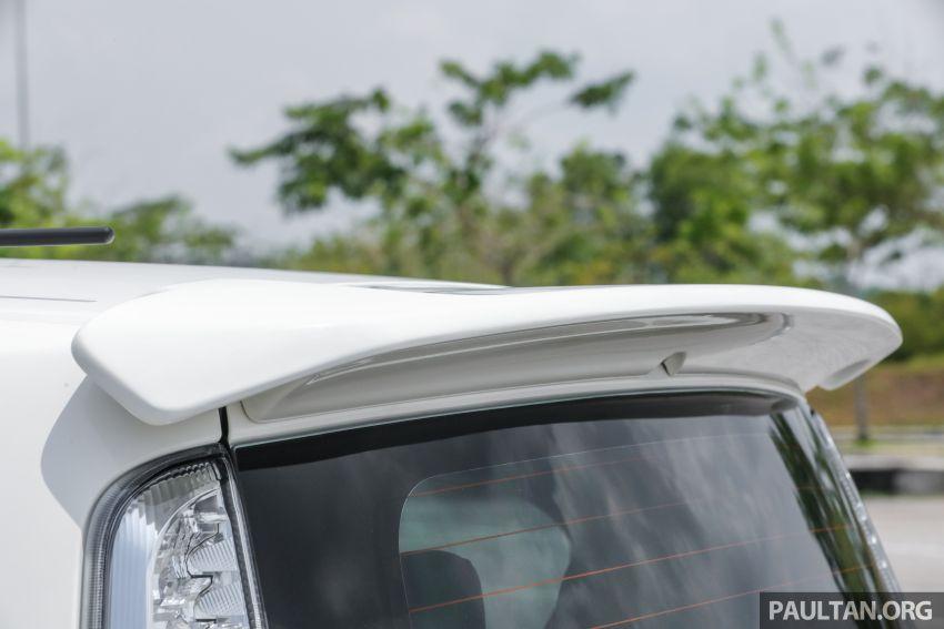 GALLERY: 2018 Perodua Alza facelift – Advance, SE Image #861199