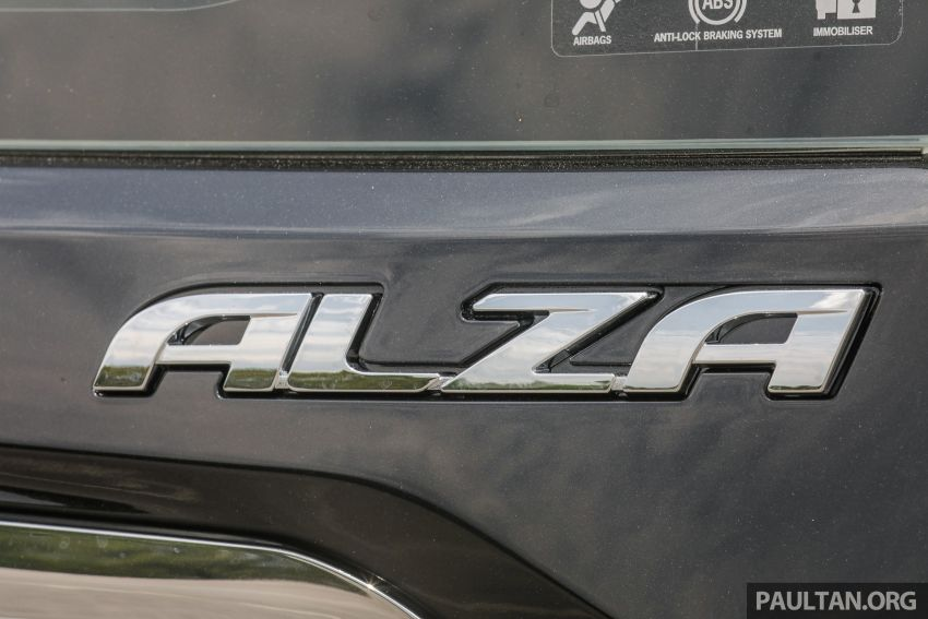 GALERI: Perodua Alza facelift – Advance dan SE Image #861310