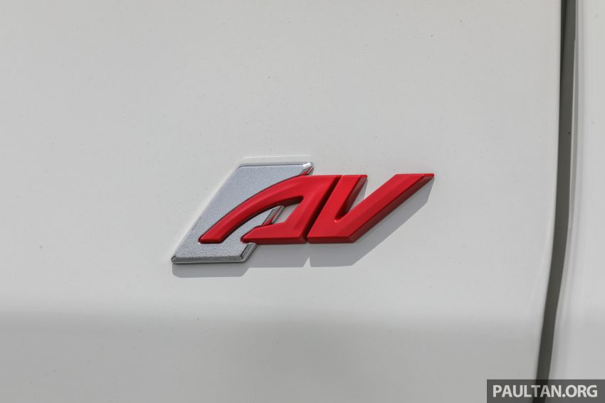 GALERI: Perodua Alza facelift – Advance dan SE Image #861311