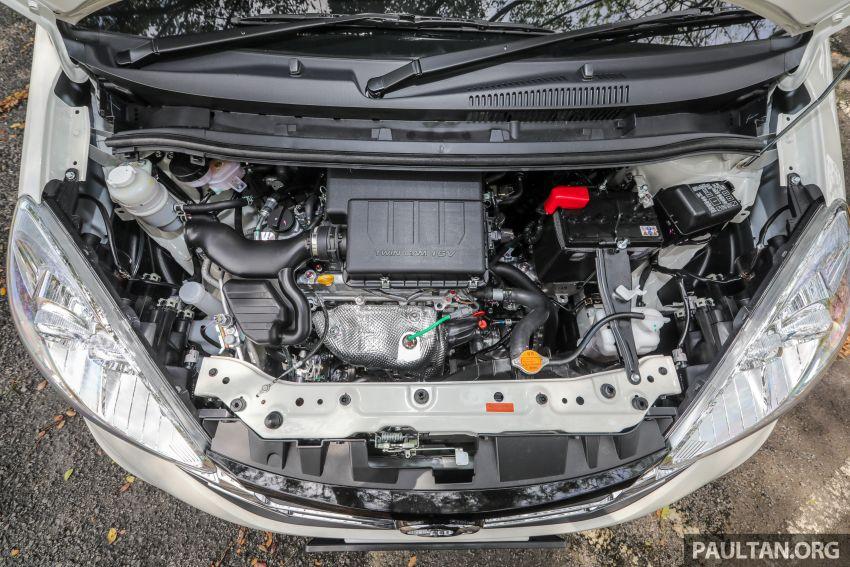 GALLERY: 2018 Perodua Alza facelift – Advance, SE Image #861202