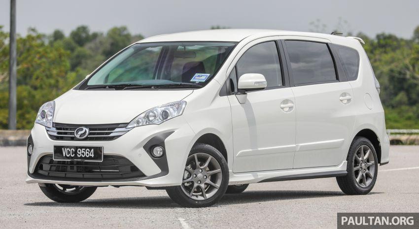 GALERI: Perodua Alza facelift – Advance dan SE Image #861280