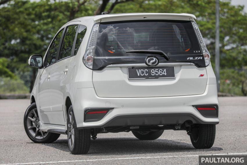 GALERI: Perodua Alza facelift – Advance dan SE Image #861284