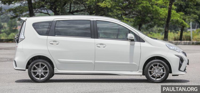 GALERI: Perodua Alza facelift – Advance dan SE Image #861285