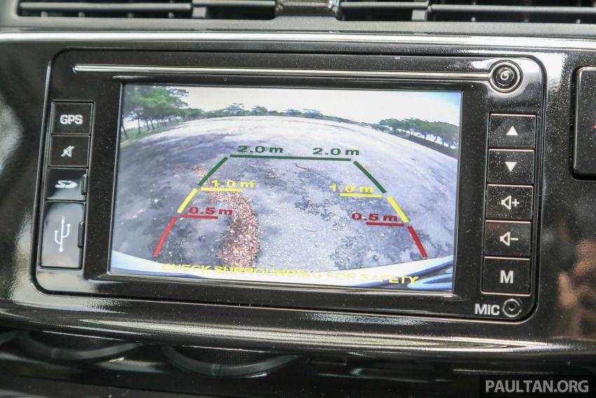 GALLERY: 2018 Perodua Alza facelift – Advance, SE Image #861214