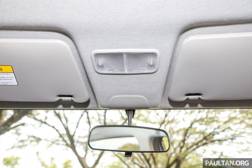 GALERI: Perodua Alza facelift – Advance dan SE Image #861329