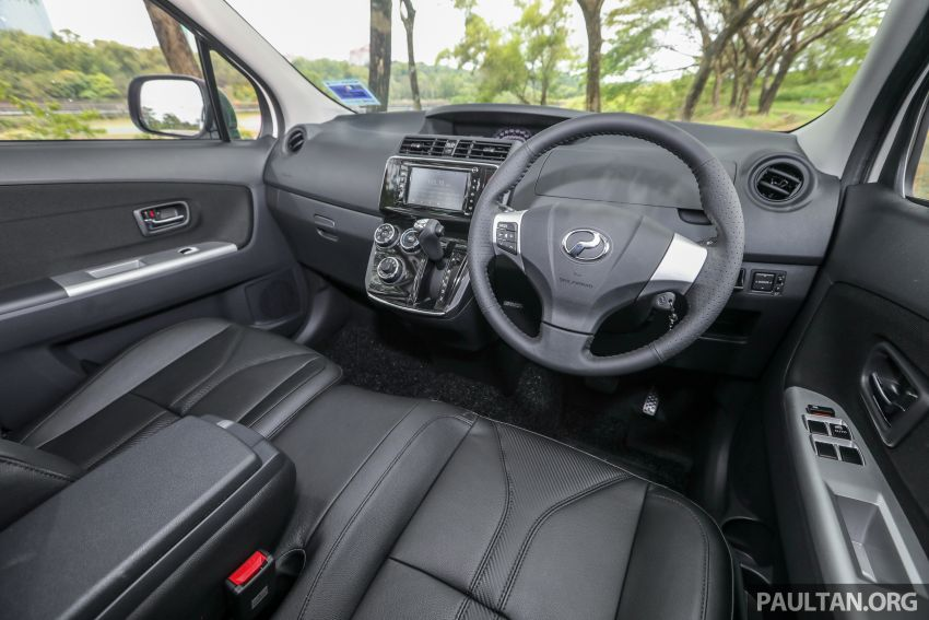 GALERI: Perodua Alza facelift – Advance dan SE Image #861331