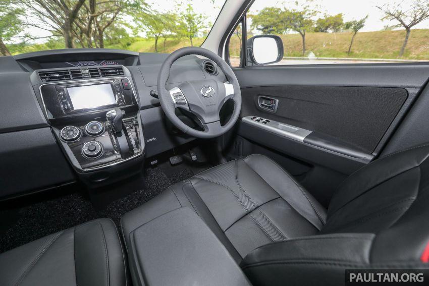 GALLERY: 2018 Perodua Alza facelift – Advance, SE Image #861222