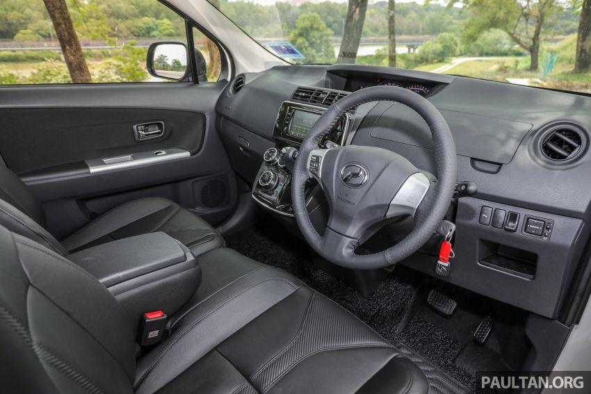 GALERI: Perodua Alza facelift – Advance dan SE Image #861314