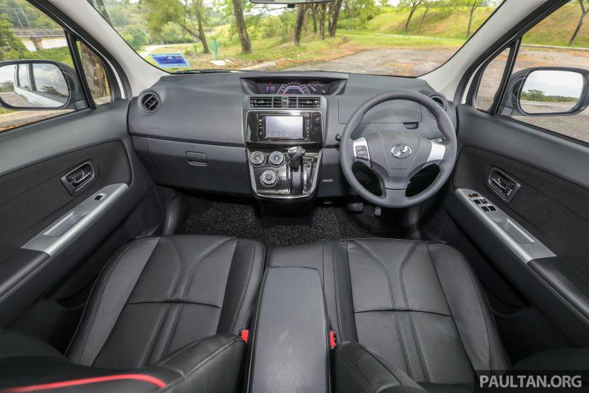 GALLERY: 2018 Perodua Alza facelift – Advance, SE Image #861205