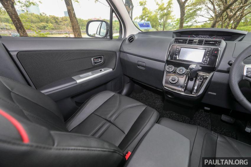 GALLERY: 2018 Perodua Alza facelift – Advance, SE Image #861223