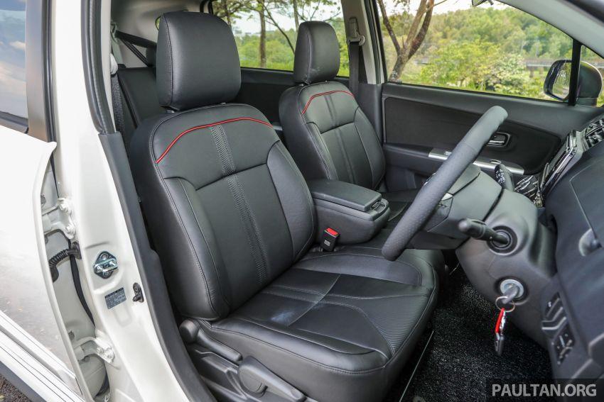 GALERI: Perodua Alza facelift – Advance dan SE Image #861335