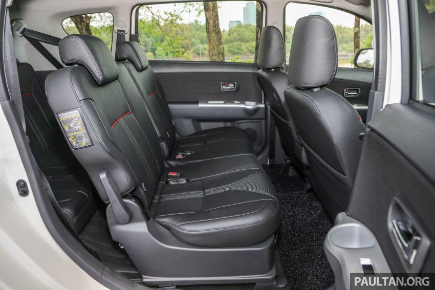 GALLERY: 2018 Perodua Alza facelift – Advance, SE Image #861151