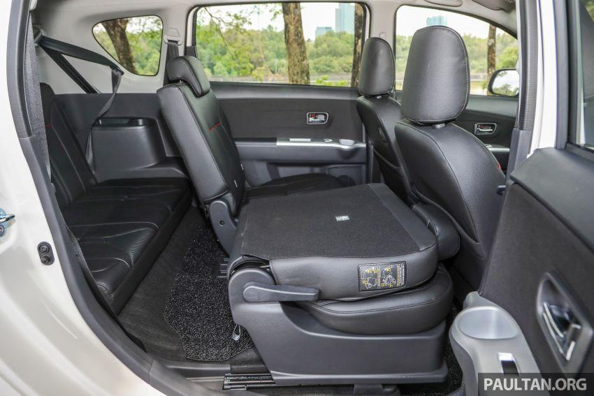 GALERI: Perodua Alza facelift – Advance dan SE Image #861343