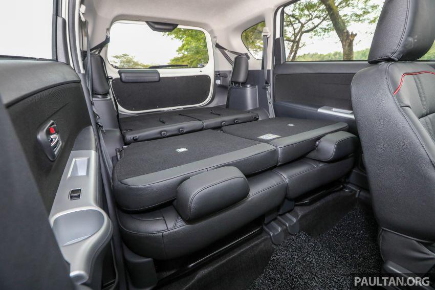 GALERI: Perodua Alza facelift – Advance dan SE Image #861347