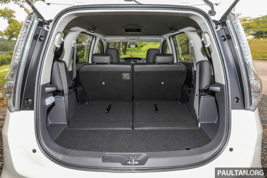 GALERI: Perodua Alza facelift – Advance dan SE Image #861353