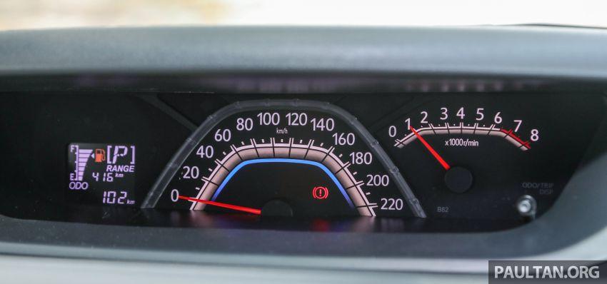 GALERI: Perodua Alza facelift – Advance dan SE Image #861318