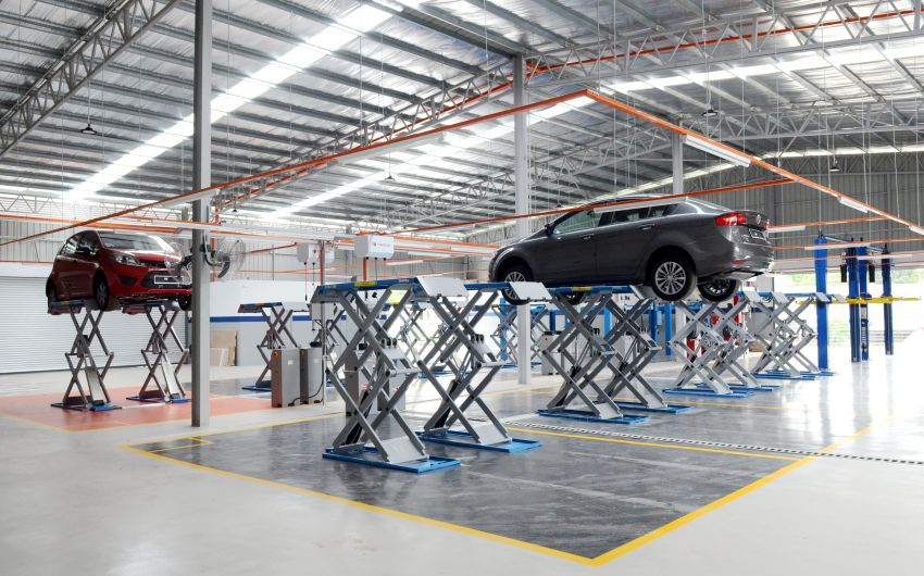Proton launches six new 3S/4S centres in September – automaker's 109 outlet target by Oct remains on track Image #864114