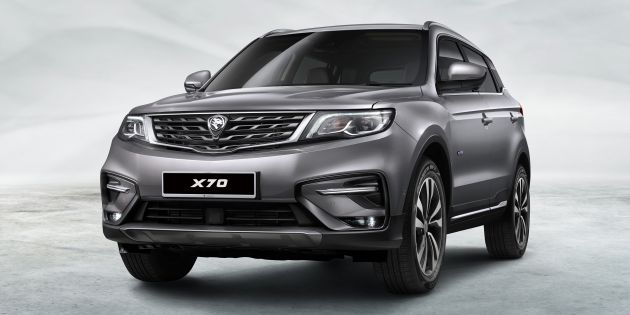 Proton 2018 Model >> 2018 Proton X70 Suv Official Details Finally Released