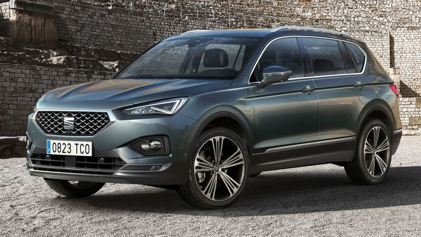 SEAT Tarraco unveiled – flagship seven-seater SUV Image #862680