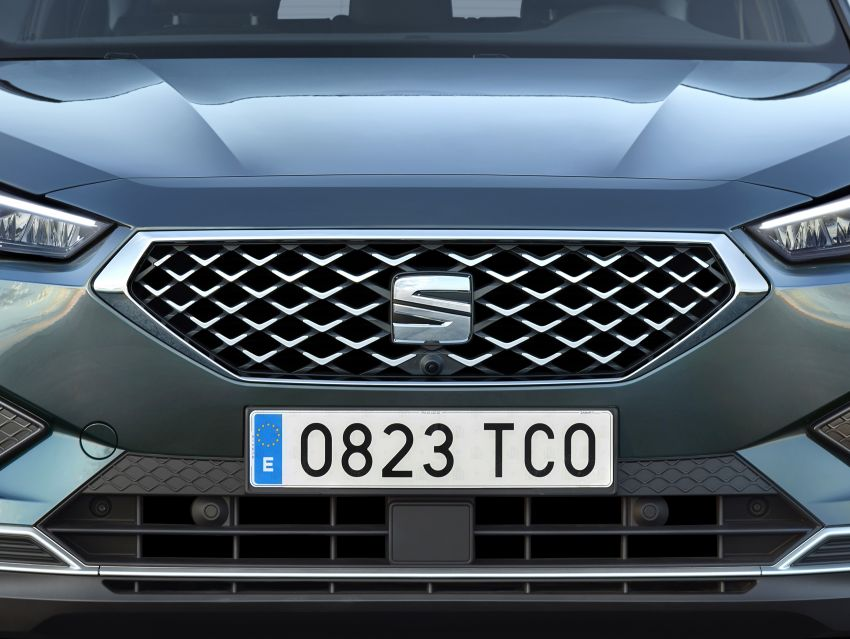 SEAT Tarraco unveiled – flagship seven-seater SUV Image #862681