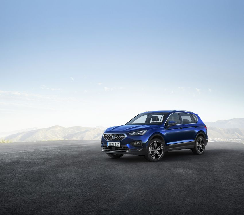 SEAT Tarraco unveiled – flagship seven-seater SUV Image #862671
